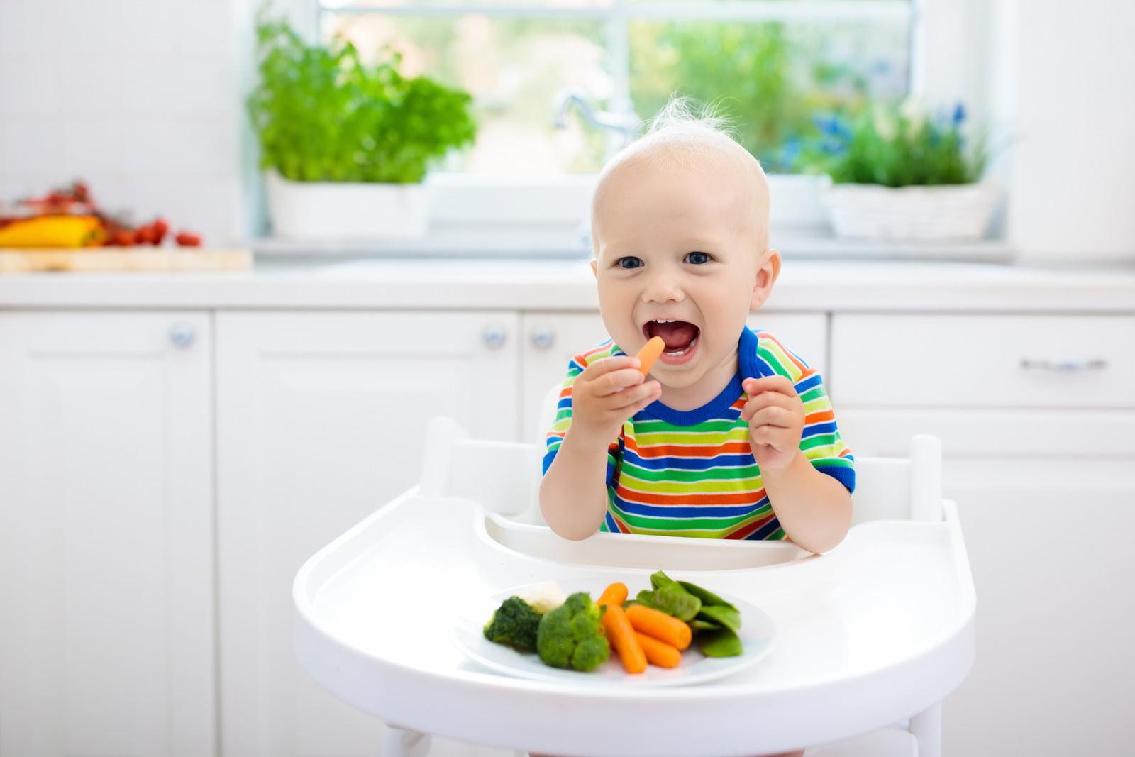 Jak żywić swoje dziecko?